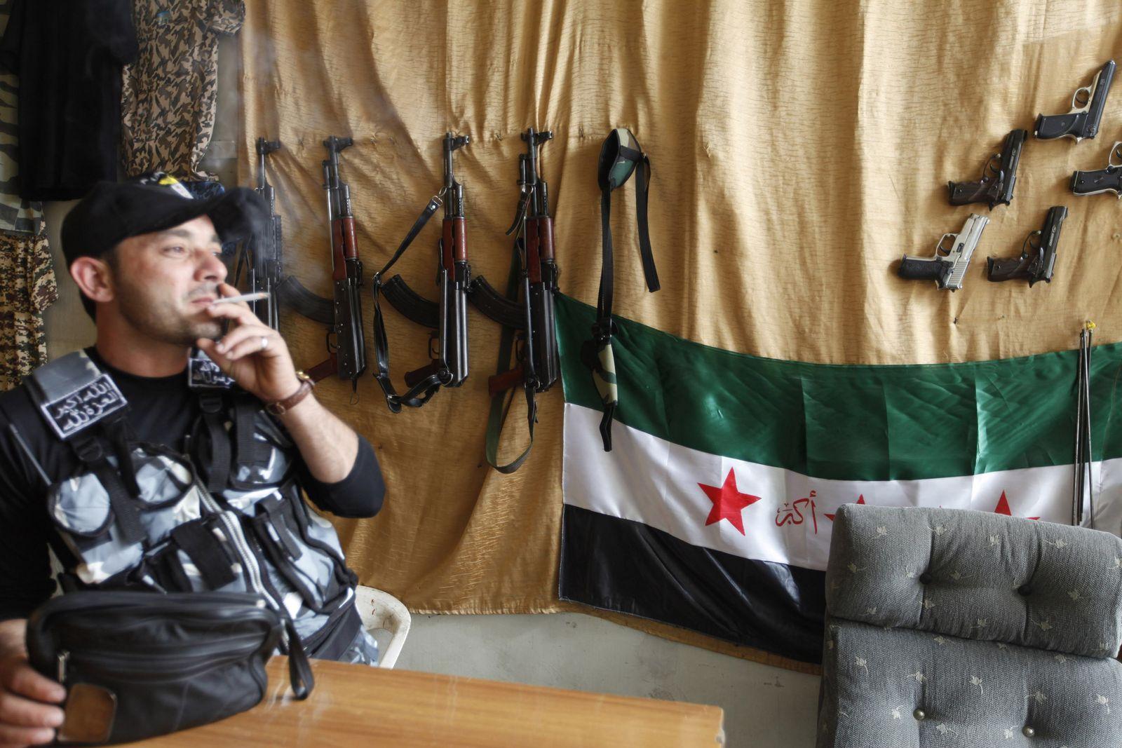 Syrien/Waffen