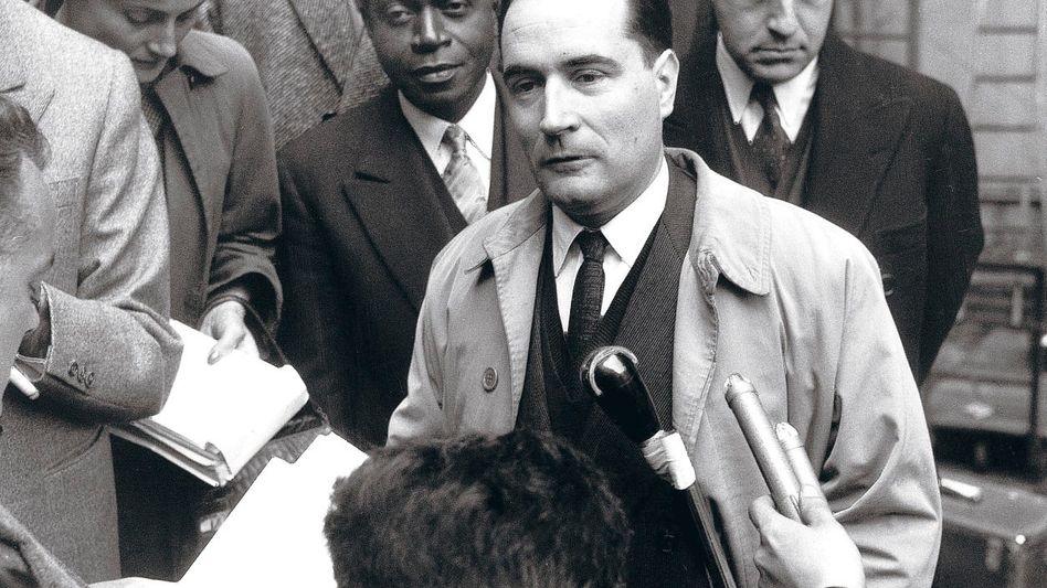 Mitterrand 1957