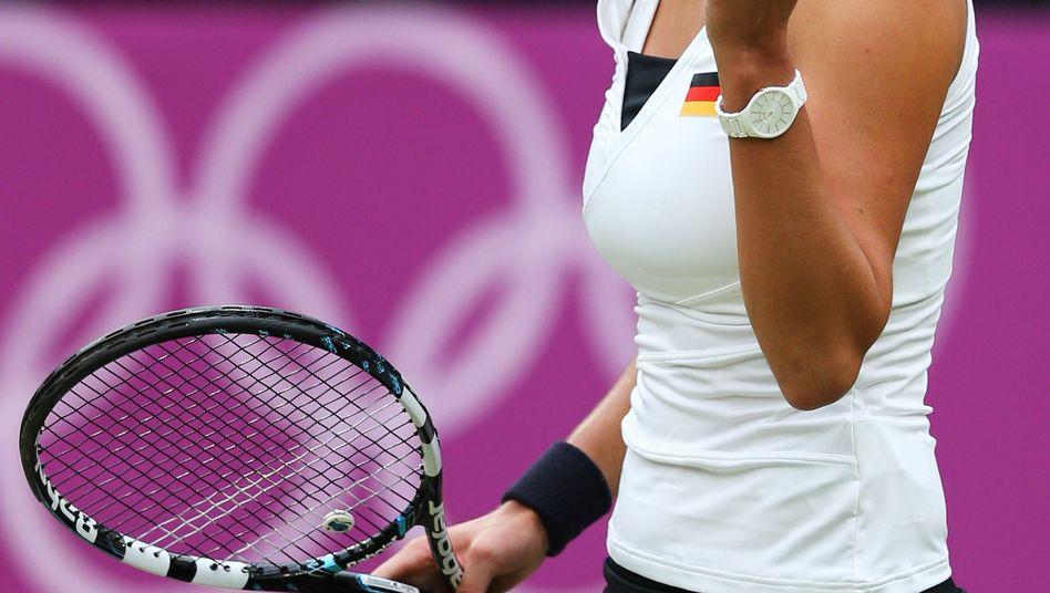 Tennisspielerin Görges: Sieg zum Auftakt