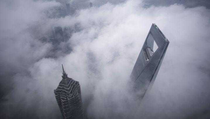 Skywalks rund um die Welt: Posen am Abgrund