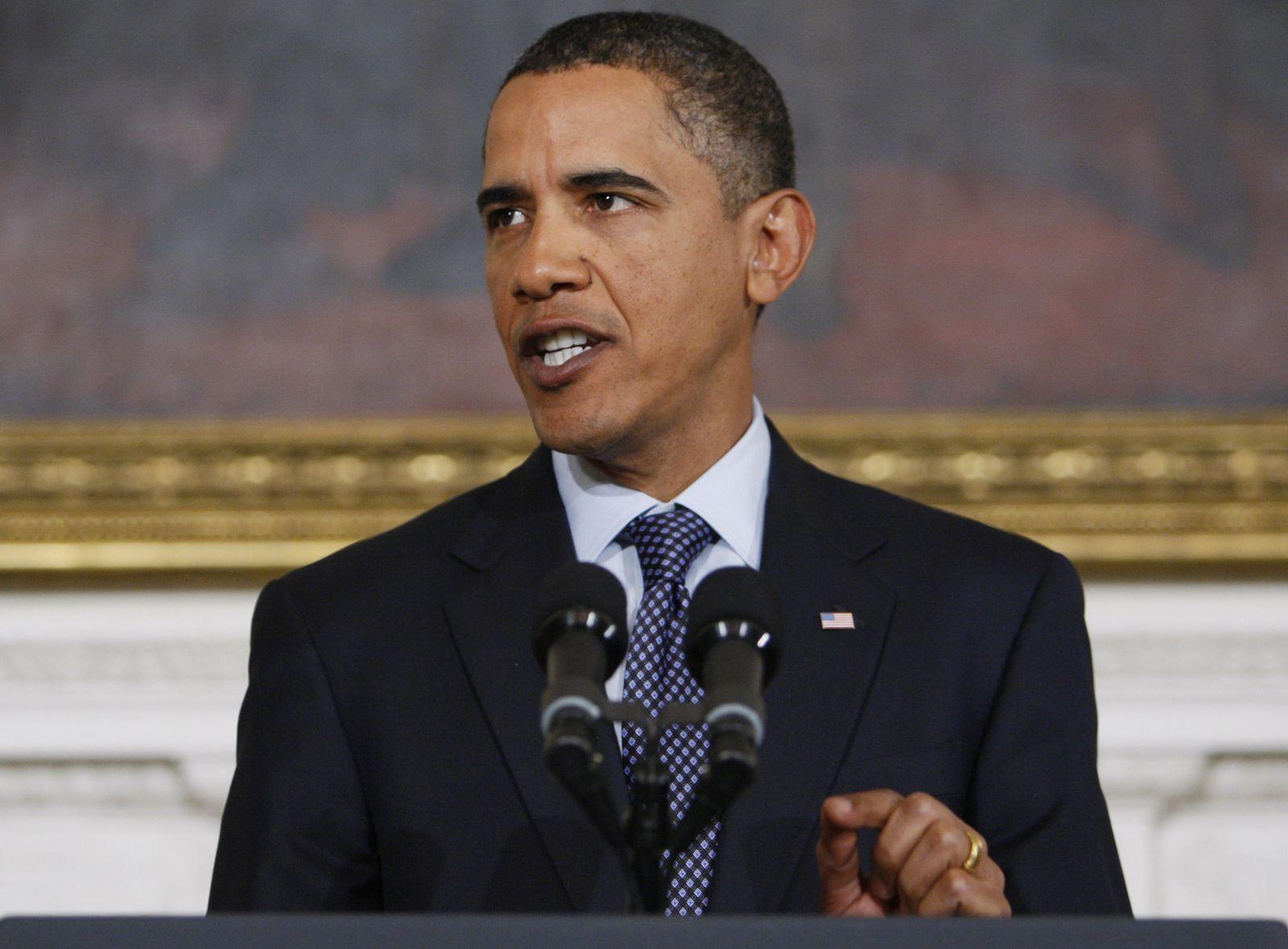 Obama / Weißes Haus