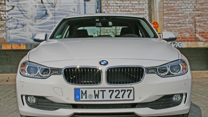 BMW 320d Efficient Dynamics Edition: Sparen im Dienst