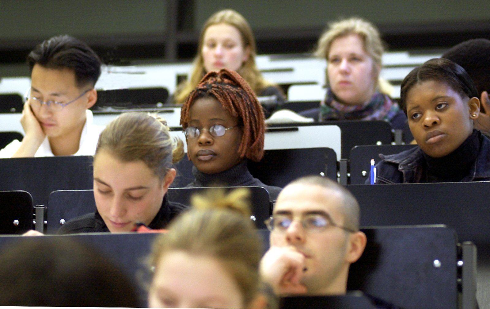 Ausländische Studenten / Deutschland