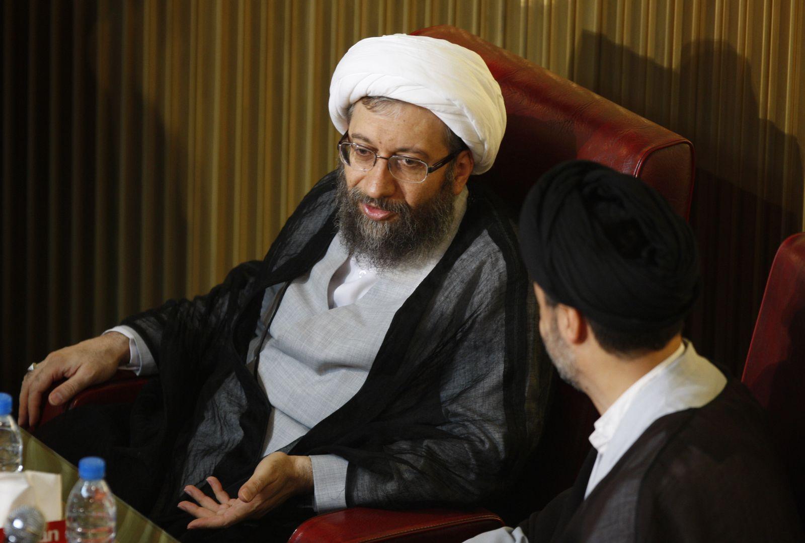 Iran/ Sadeq Larijani