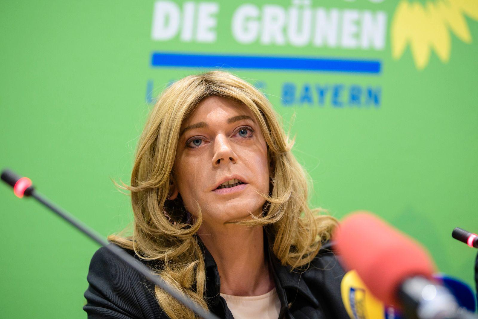Erstes transidentes Plenumsmitglied im bayerischen Landtag