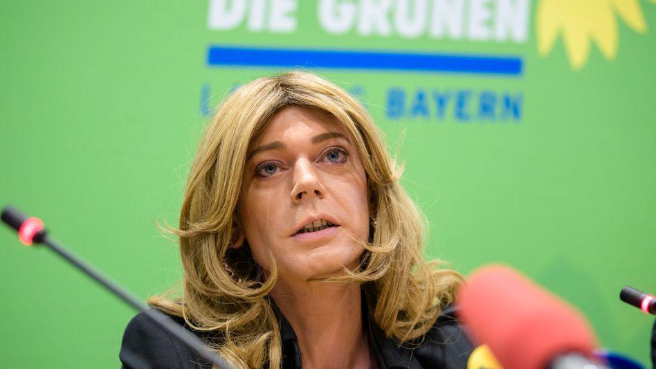 Tessa Ganserer von den Grünen