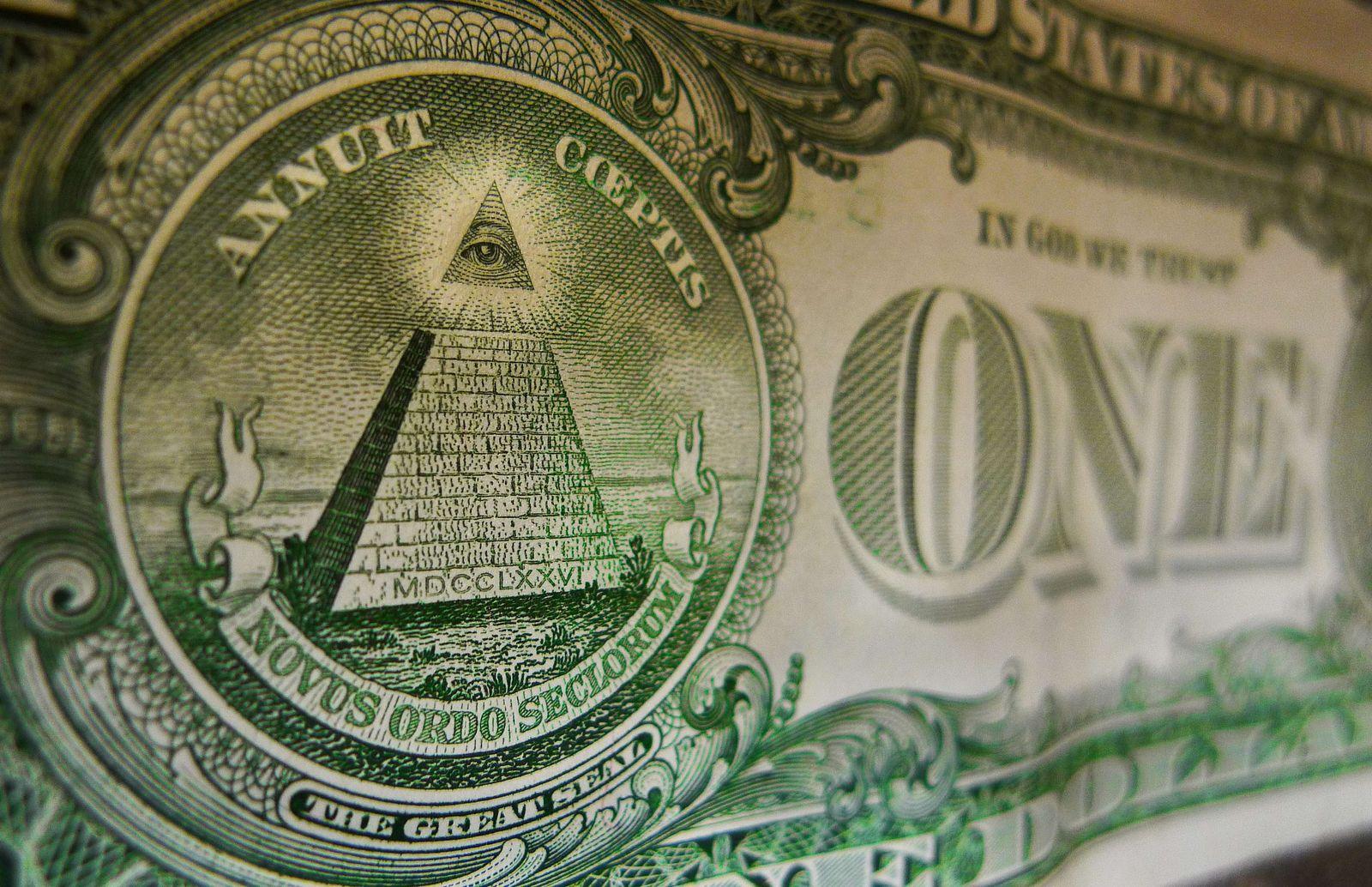 Symbolbild Dollar