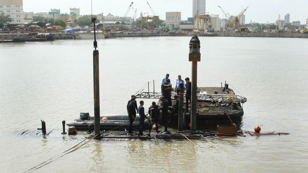 U-Boot-Brand: Kaum noch Hoffnung für Seeleute