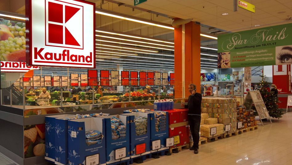 Kaufland-Filiale (Archiv)