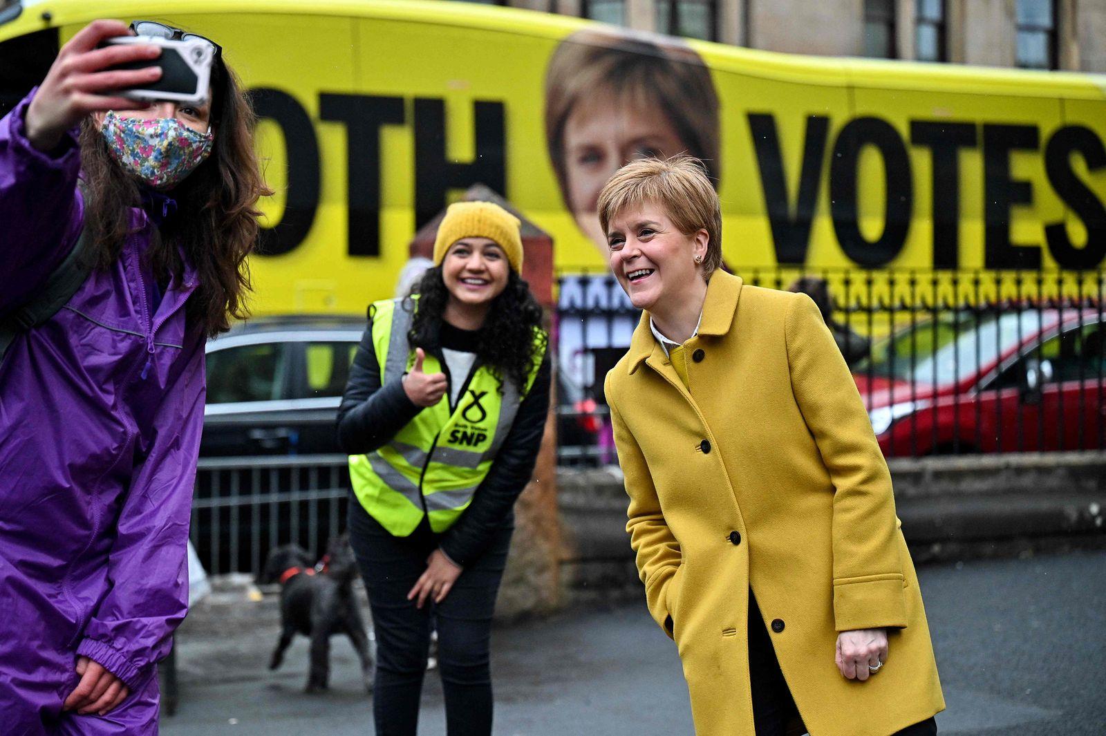 BRITAIN-SCOTLAND-VOTE