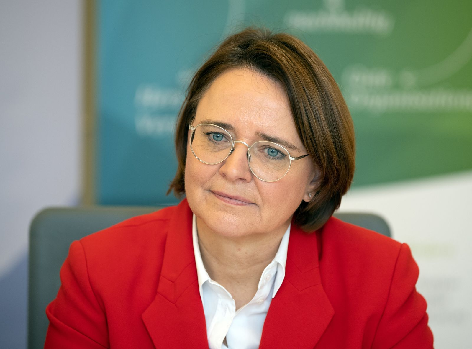 Integrationsbeauftragte Annette Widmann-Mauz