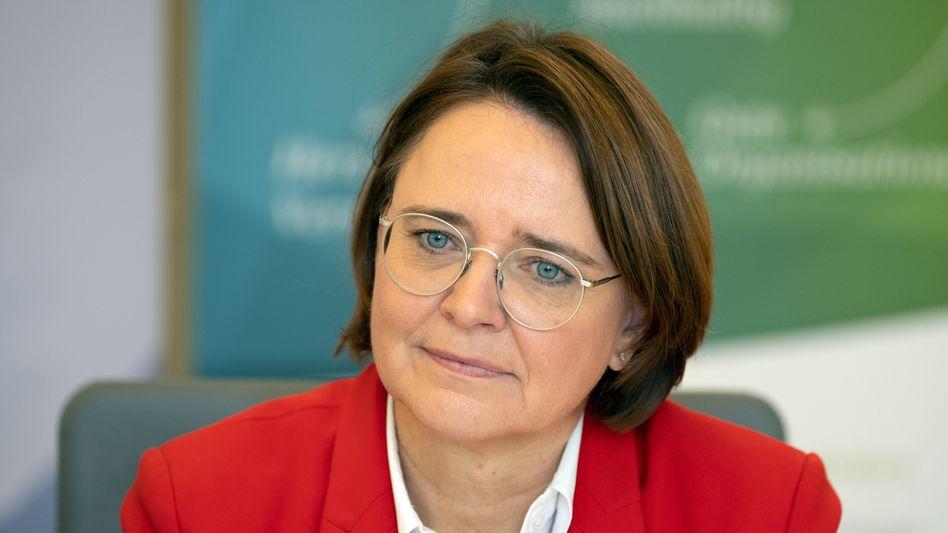 Annette Widmann-Mauz (2019 in Potsdam)