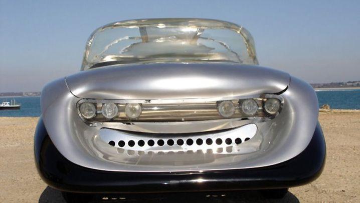 Aurora Safety Car: Verformte Sicherheit