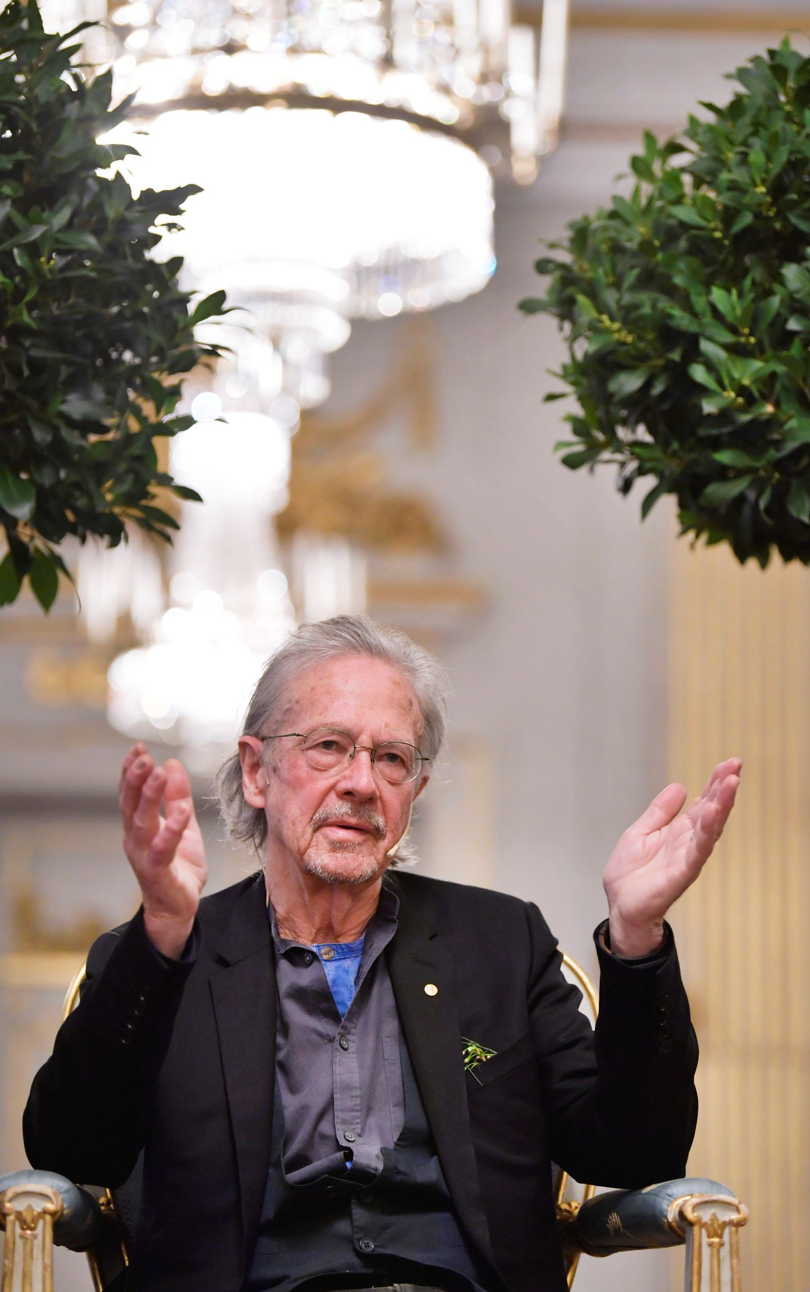Nobelpreis/ Peter Handke