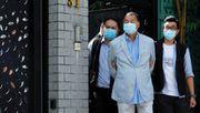 Hongkonger Medienunternehmer und Aktivist Jimmy Lai festgenommen