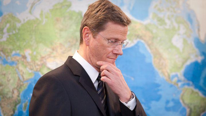 Guido Westerwelle: Stationen seiner FDP-Laufbahn