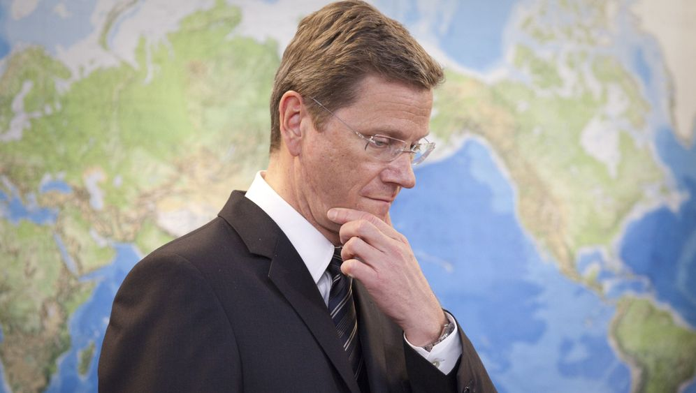 Photo Gallery: The Rise and Fall of Guido Westerwelle