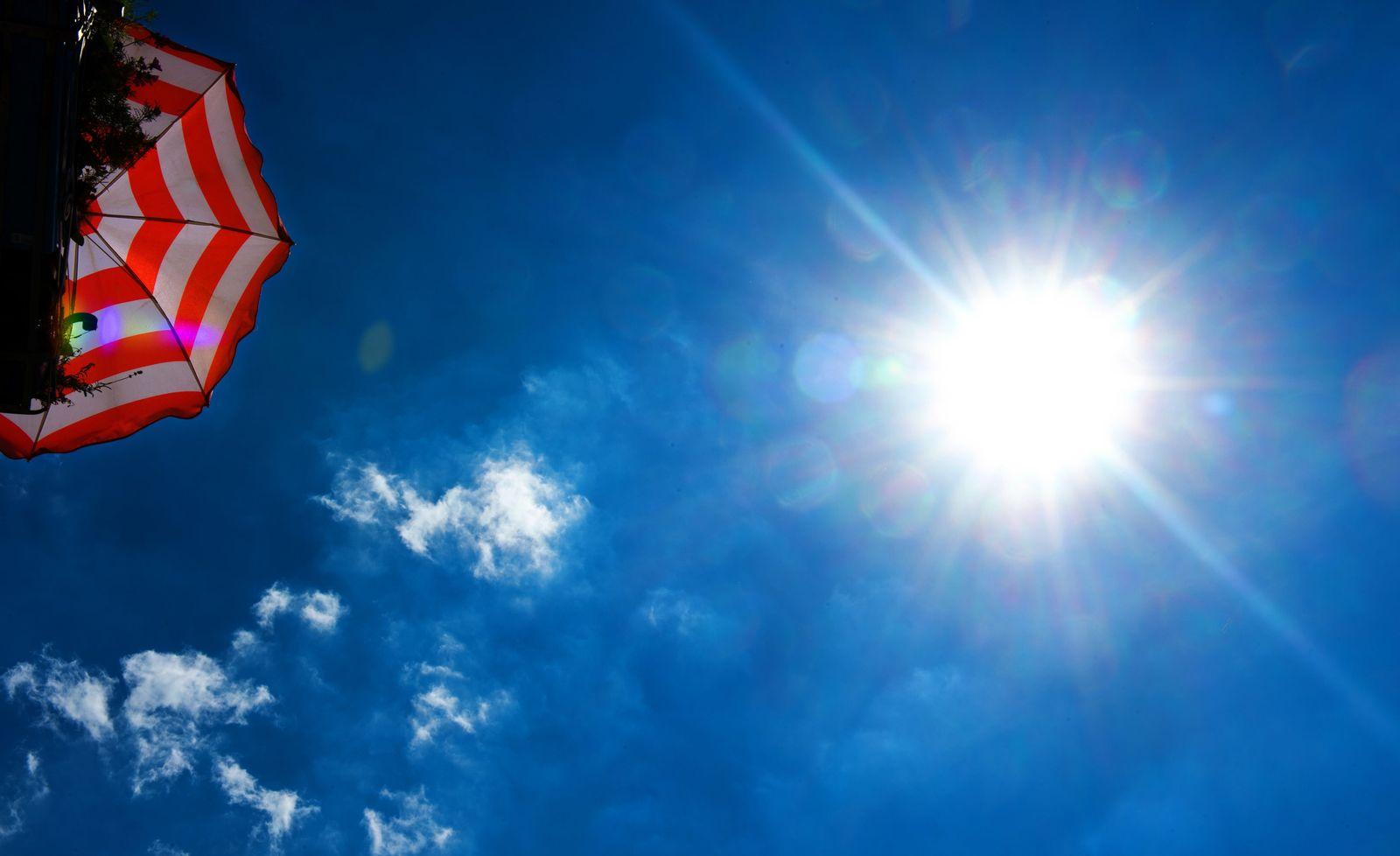 Wetter Deutschland 07.08.15
