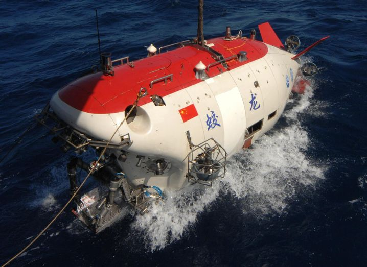 """""""Jiaolong"""": Das neue Tauchboot verkehrt bereits in der Tiefsee - nun sollen größere folgen"""