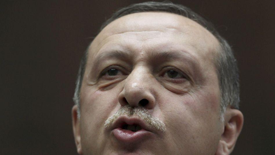 """Erdogan: """"Wir werden Sanktionen je nach Entwicklung Schritt für Schritt in Kraft setzen"""""""