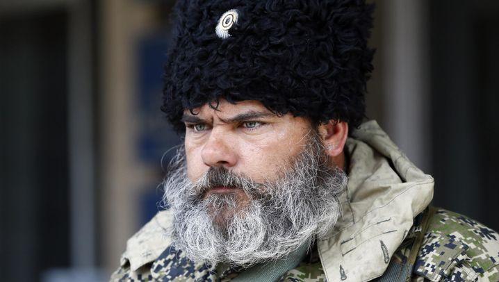 Konflikt um die Ostukraine: Die Besetzer