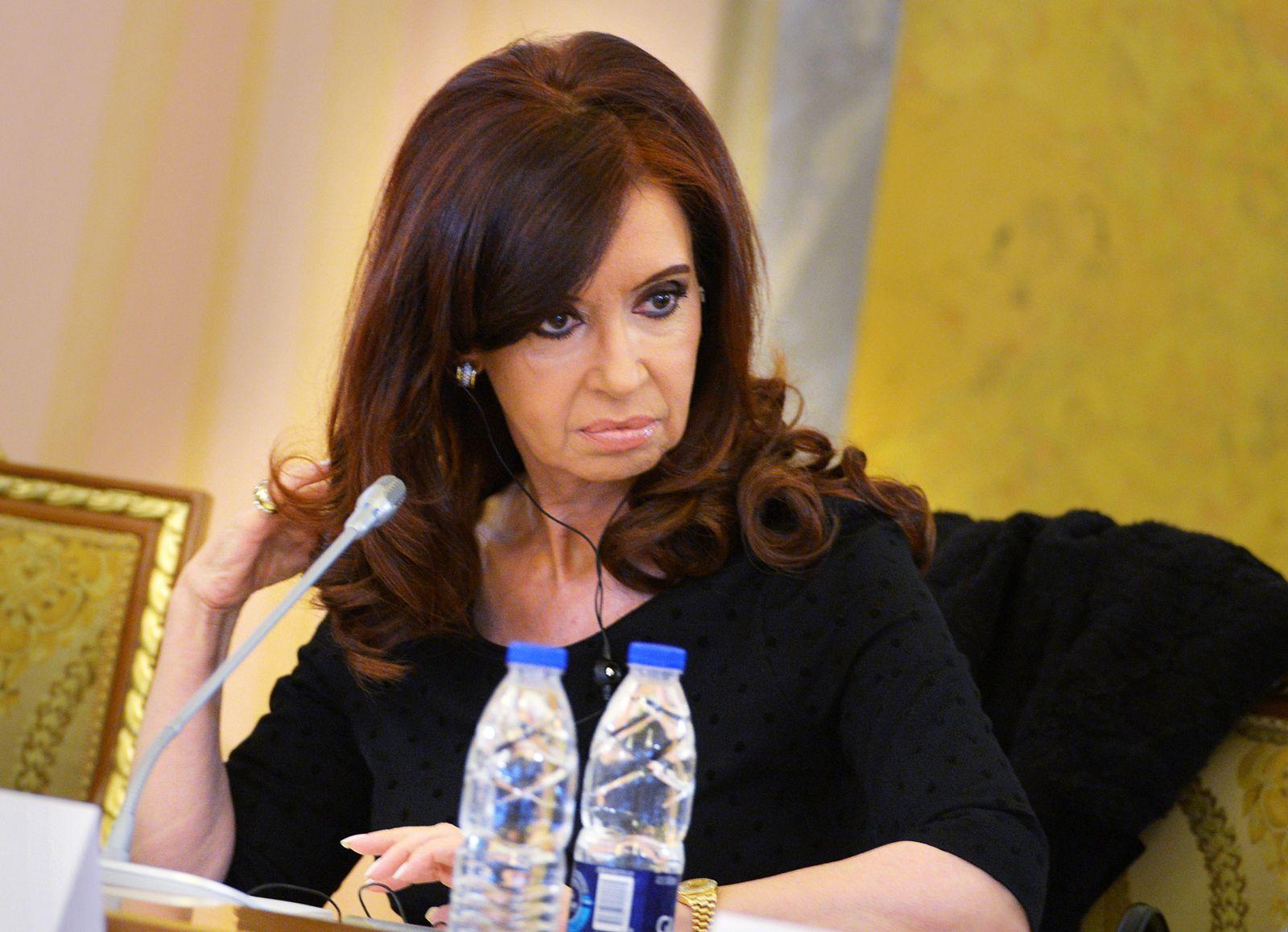Argentinien / Zahlungsunfähigkeit / Kirchner