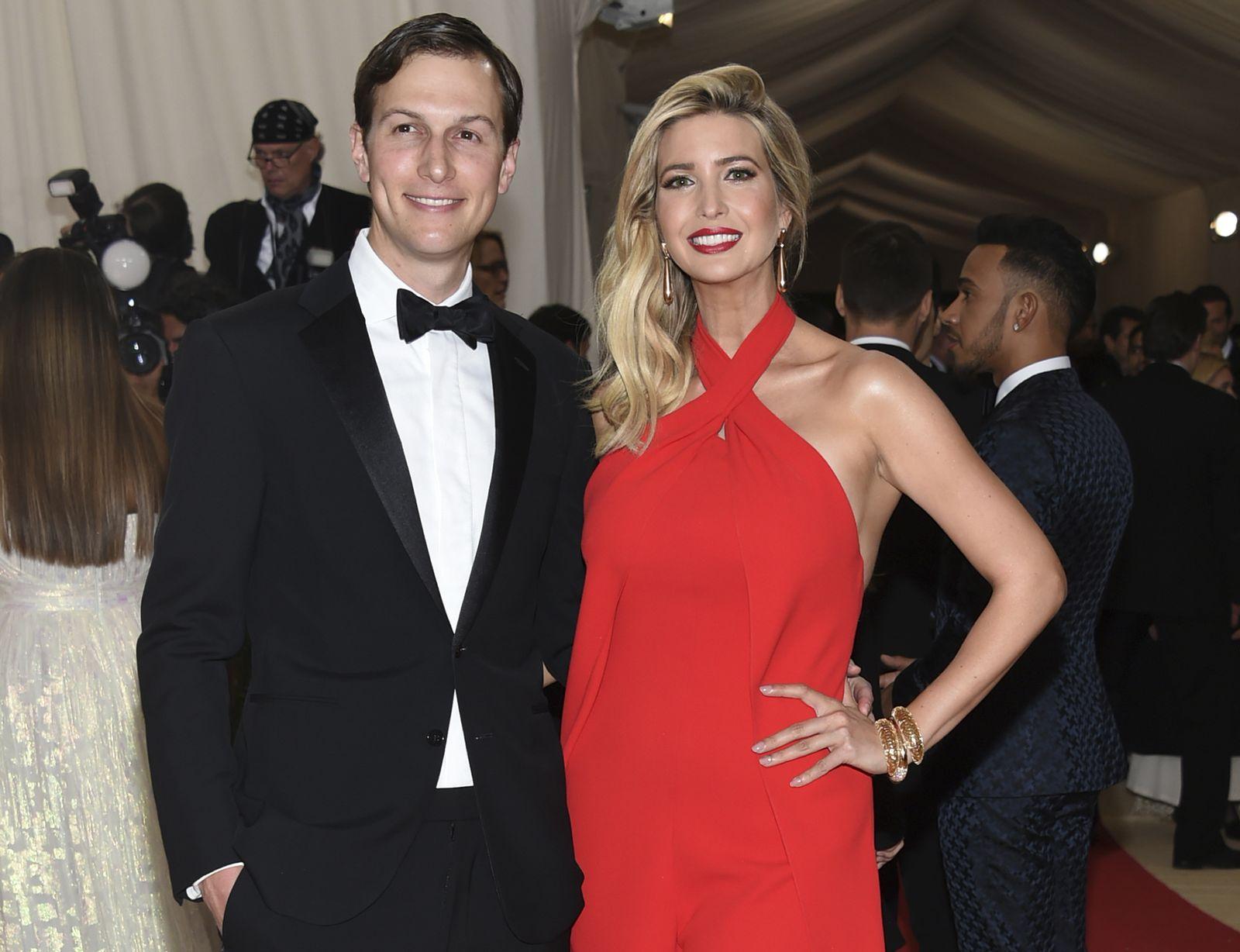 Familien-Clan / Trump Kushner / Ivanka Trump