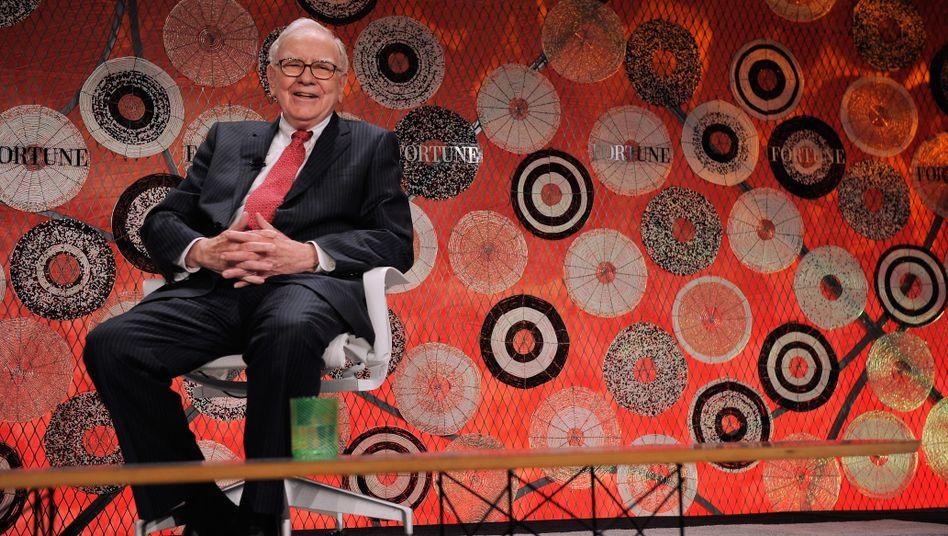 US-Investor Buffett: Investiert in erneuerbare Energie