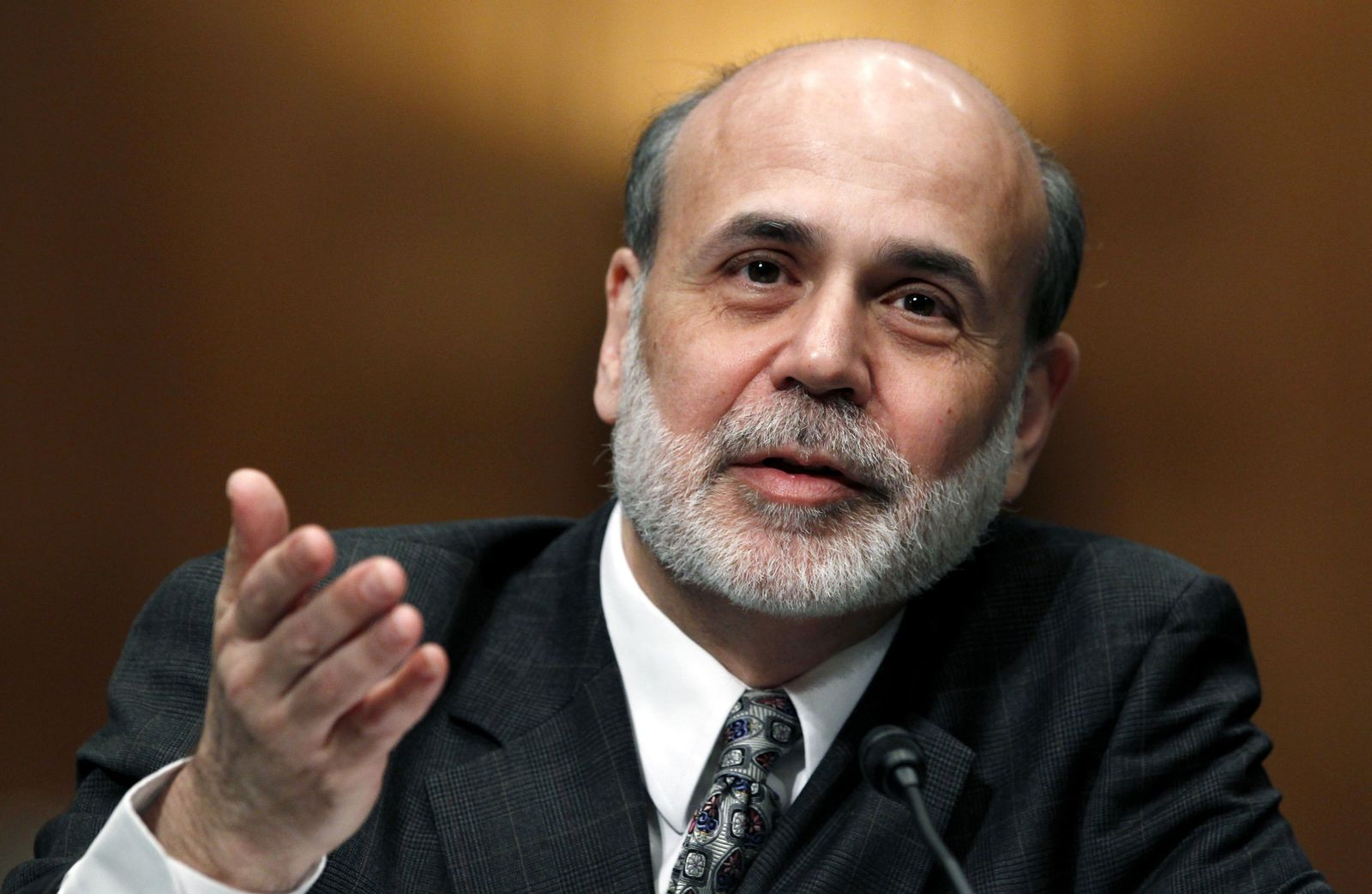 USA-FED/BERNANKE