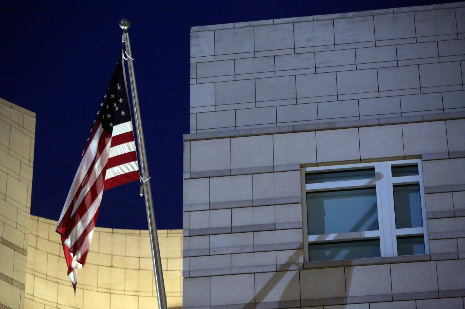 US-Botschaft Spionage