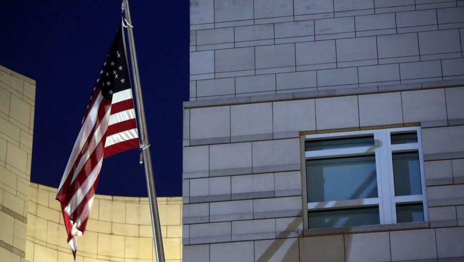 US-Botschaft in Berlin: Schwere Vorwürfe aus der Bundesregierung