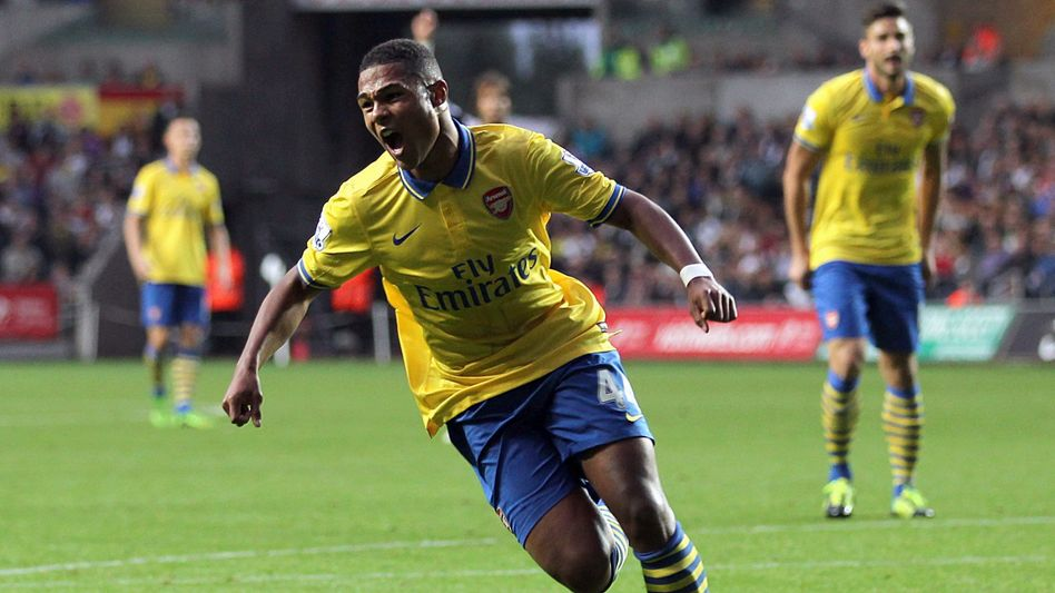 Deutsches Talent Gnabry: Neuer Vertrag bei Arsenal