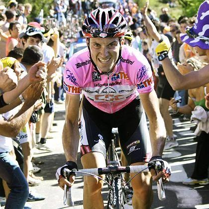 Giro-Sieger Basso: 2007 nicht dabei