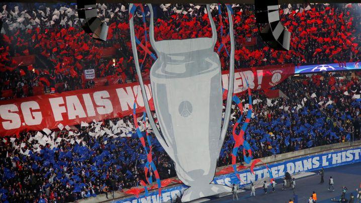 Madrid-Sieg in der Champions League: Königliche regieren im Prinzenpark