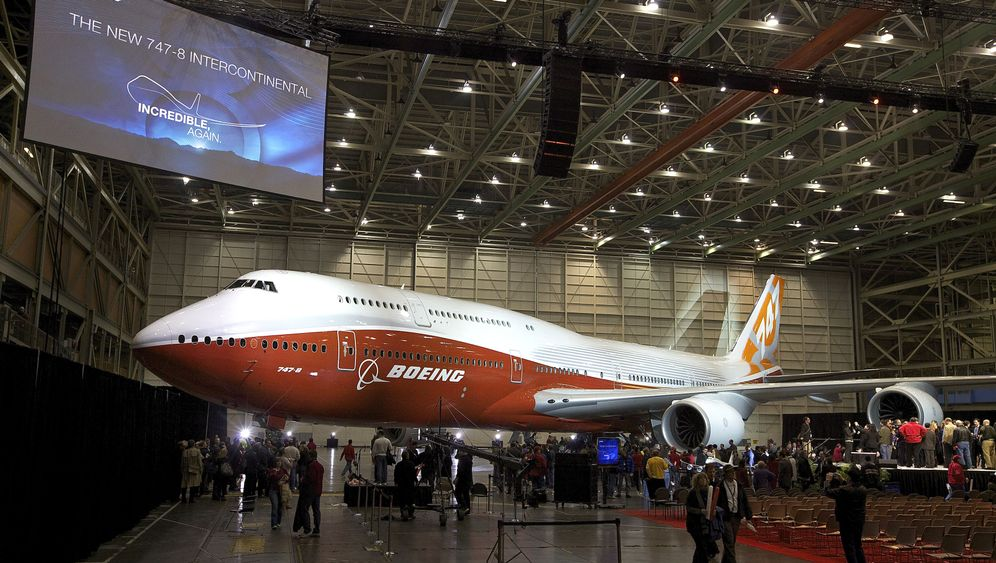 Boeing 747-8: Der größte Jumbojet aller Zeiten