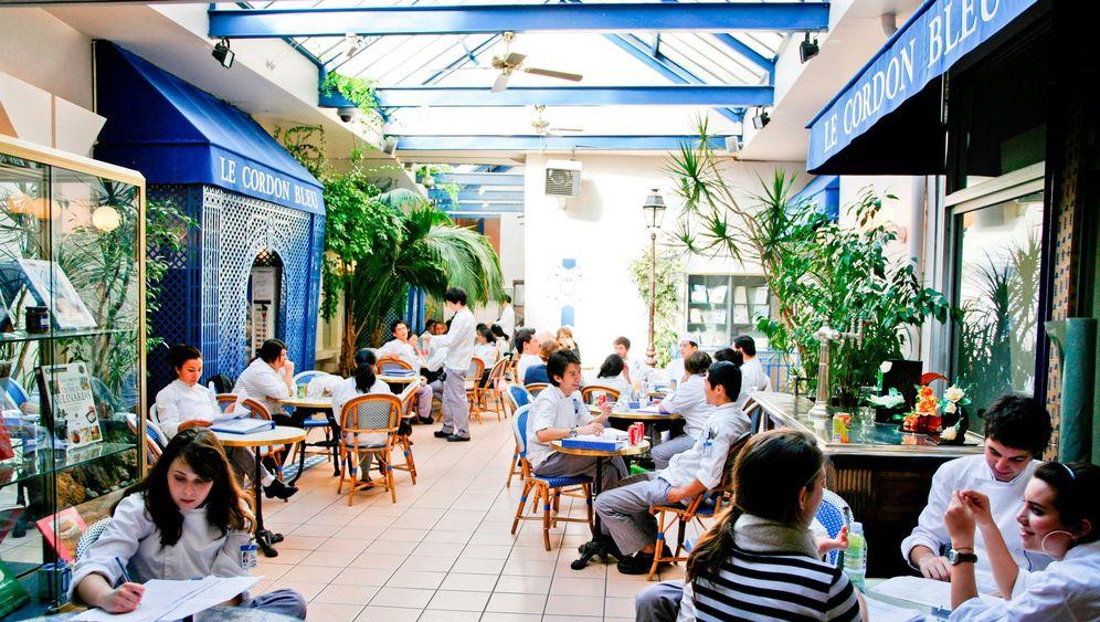 Kochen lernen in Paris: Ist das Essen oder kann das weg?