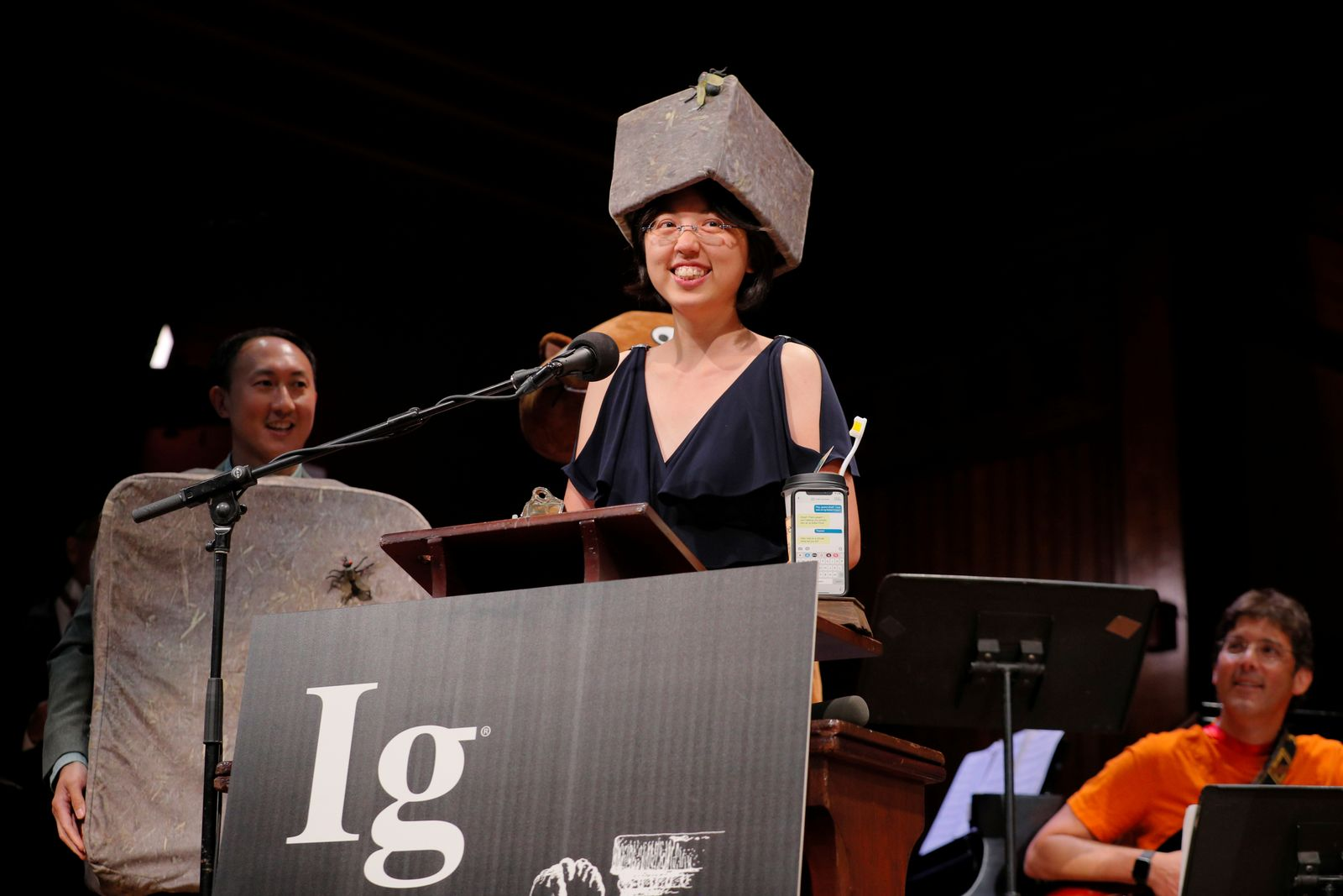 IG Nobelpreis Physik/ Patricia Yang