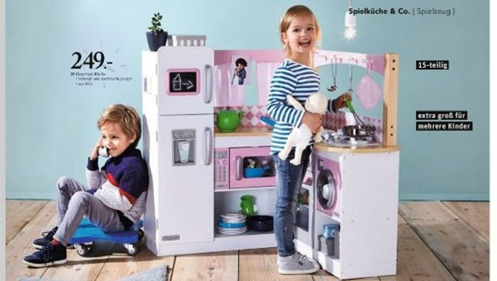 Gender Marketing: Es muss pink sein