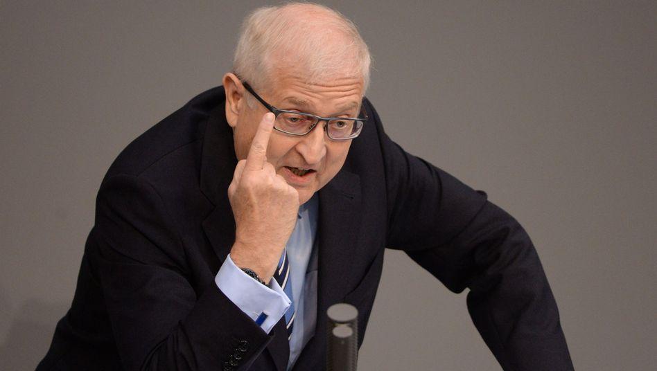 """Rainer Brüderle (Archiv): """"Rein politisch motivierte Attacke"""""""