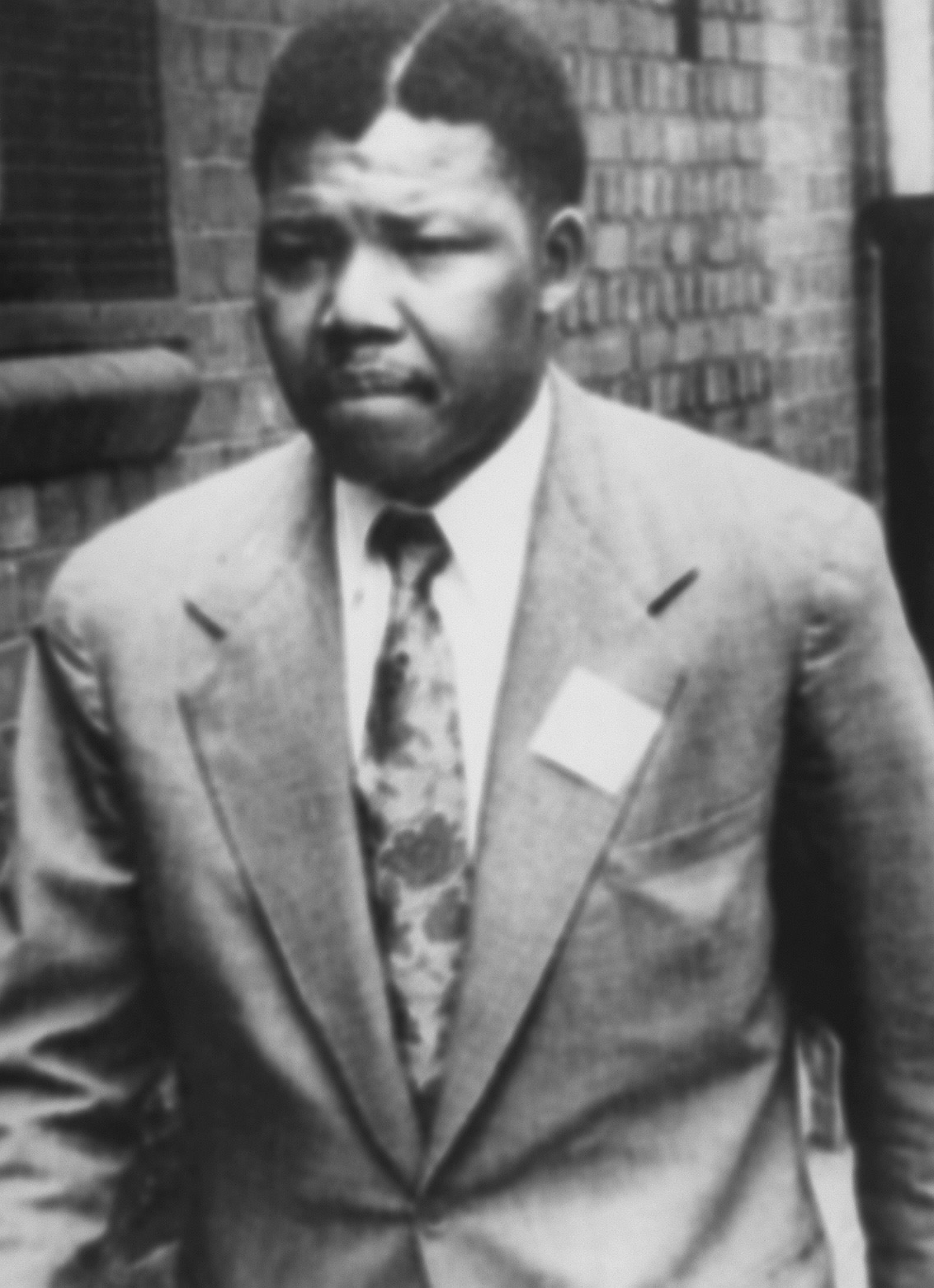 Nelosn Mandela (1961)