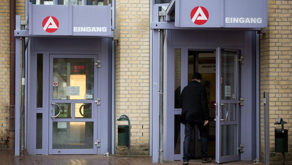 Bundesagentur für Arbeit in Flensburg