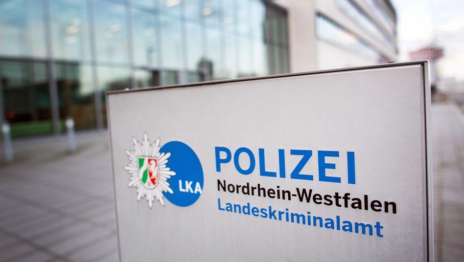 Landeskriminalamt Nordrhein-Westfalen in Düsseldorf: Braune Geschichte