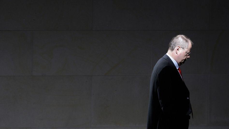 Ex-Finanzminister Steinbrück: Der kann das