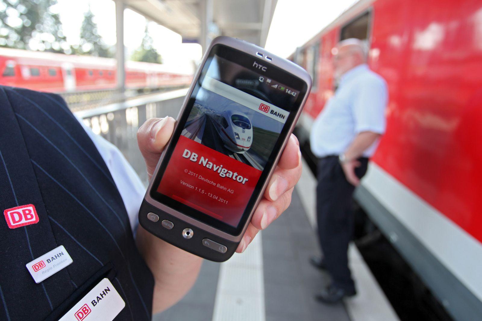 App / Bus / Bahn