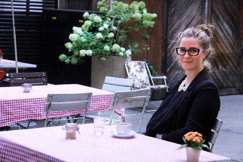 Die Illustratorin Sandra Juto, 33, kommt aus Schweden und lebt in Berlin