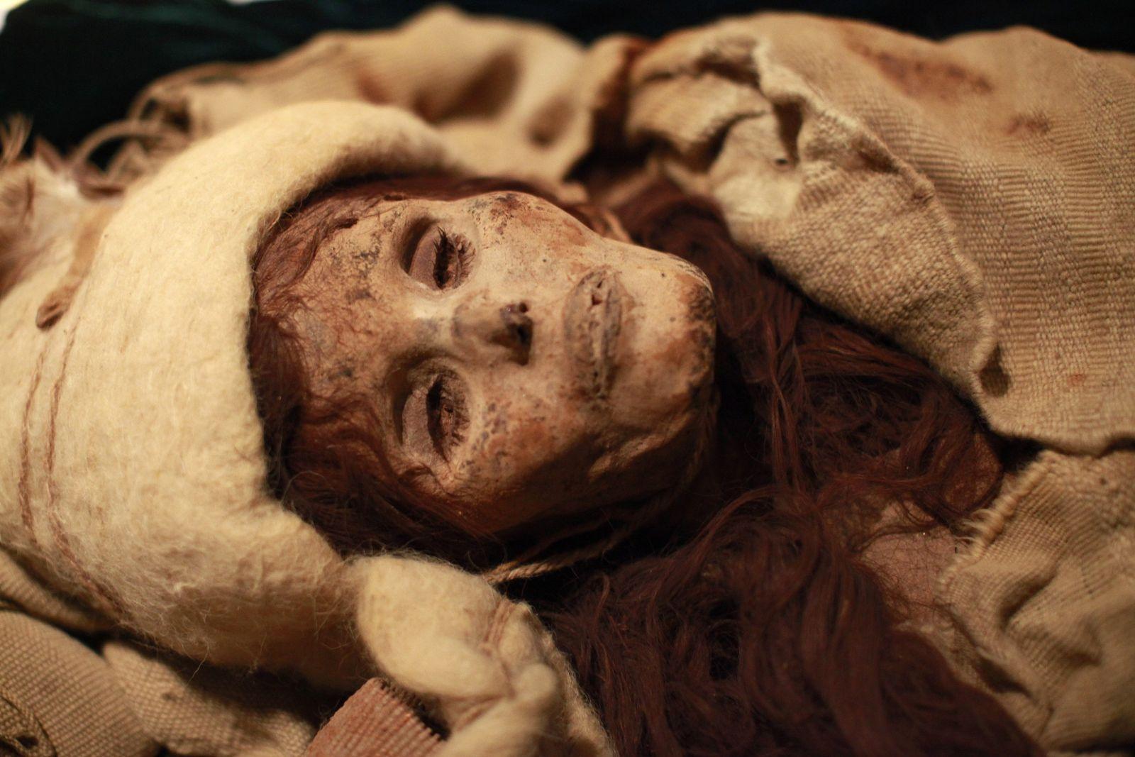 China Mummies Dispute