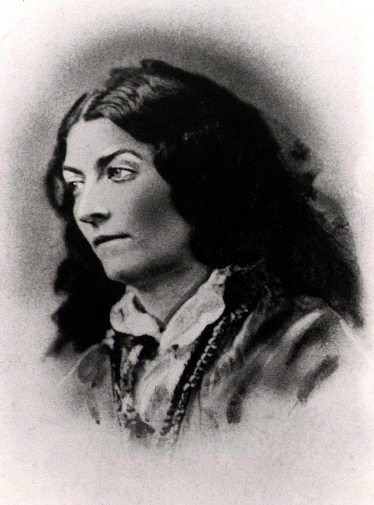 Maria Dolores Gilbert, known as Lola Montez.