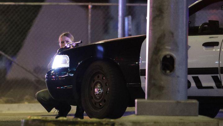 Las Vegas: Schüsse aus dem Hotelzimmer
