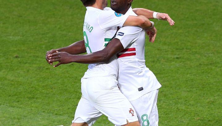 EM 2012: Portugals Bibbersieg gegen Dänemark