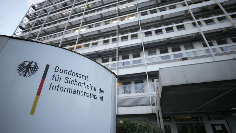 BSI in Bonn